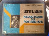 Carte tehnica: Atlas reductoare cu roti dintate