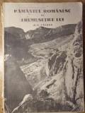 PAMANTUL ROMANESC SI FRUMUSETILE LUI - G. VALSAN