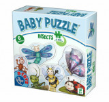 Cumpara ieftin Baby Puzzle Insects