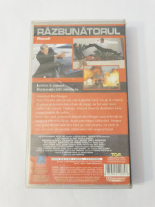 Caseta video VHS originala film tradus Ro - Razbunatorul