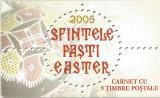 România, LP 1679b/2005, Sfintele Paști, carnet