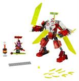 Lego Robotul Avion Al Lui Kai