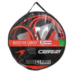 Cabluri transfer curent baterii Carpoint 6V/12V/24V 500 Ah 3.5m Kft Auto