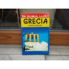Grecia ghid turistic , Mircea Cruceanu , 2003