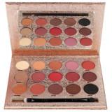 Paleta Profesionala de Farduri KISS CROWN Gladshein 15 Color Eyeshadow Palette