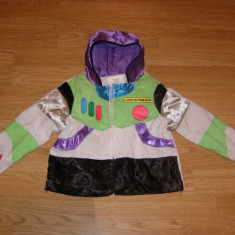 Costum carnaval serbare aviator astronaut toy story pentru copii de 2-3-4 ani, Din imagine