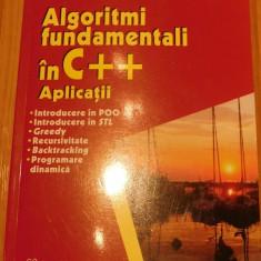 Algoritmi fundamentali in C++ de Doina Logofatu