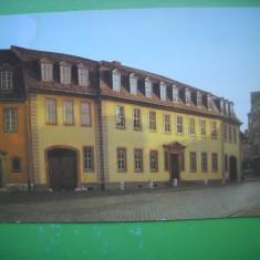 HOPCT 55364 BIS - WEIMAR MUZEUL GOETHE   GERMANIA-NECIRCULATA
