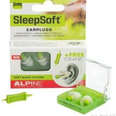 Dopuri de urechi pentru somn – Alpine Sleep Soft
