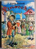Pinocchio - Carlo Collodi TEXT INTEGRAL, ilustratii Elena Teodosiu