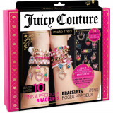 Set de creat bratari Make It Real Juicy Couture, 470 piese