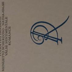 P.Tschaikowsky six morceaux