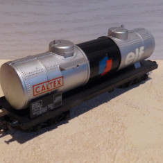Vagon cisterna ELF, Joeuf, scara 1/87, H0