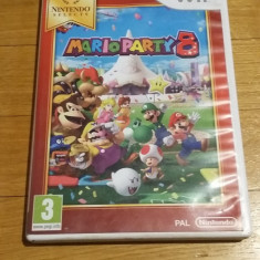 WII Mario Party 8 Nintendo selects original PAL / by Wadder, Sporturi, 3+, Multiplayer, 2M Beauty