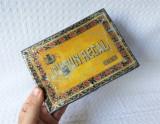 Cutie veche Tutun Regal, cutie cu reclama veche - Regia Monopolurilor Statului