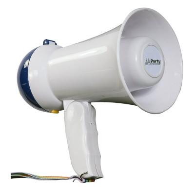 Megafon World Cup, putere 10 W, functie de inregistrare, curea transport foto