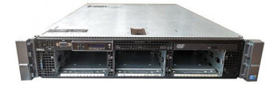 Server DELL PowerEdge R710, Rackabil 2U, 2 Procesoare Intel Six Core Xeon X5690 3.47 GHz, 16 GB DDR3 ECC Reg, 6 bay-uri de 3.5inch, DVD-ROM, Raid Cont foto