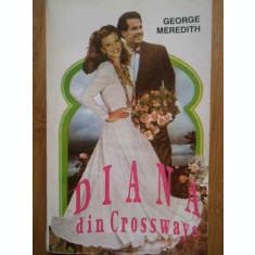 Diana Din Crossways - George Meredith ,296733