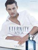 Calvin Klein Eternity Aqua EDT 100ml pentru Bărbați fără de ambalaj, Apa de toaleta, 100 ml