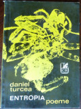 DANIEL TURCEA - ENTROPIA (POEME) [volum de debut, 1970]