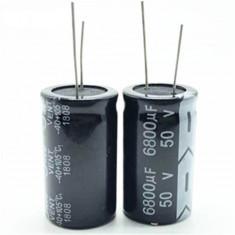 Condensator Electrolitic 6800 uF, 50 V