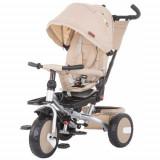 Cumpara ieftin Tricicleta Largo cu Sezut Reversibil, Colectia 2020 Mocca, Chipolino