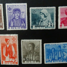 Romania LP 114 , Costume nationale OETR , NG/(*)