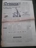 Ziar Crisana Oradea Bihor 7 septembrie 1975