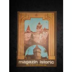 REVISTA MAGAZIN ISTORIC (Aprilie, 1986)