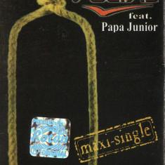 Vand Voltaj feat. Papa Junior – Asta-i Viața, caseta audio, originala