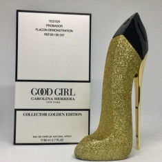 Carolina Herrera Good Girl Glorious Gold EDP 80ml ( Plus Cadou Ruj Huda Beauty )