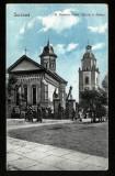 Carte Postala Veche Circulata BUKOWINA Bucovina Suczawa Suceava Sf Dumitru