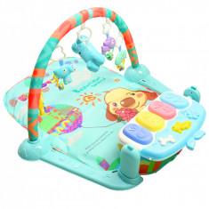 Saltea de joaca muzicala interactiva Piano Baby Mat - 6005