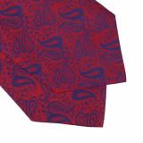 Cravata grena esarfa Beresford, ONORE