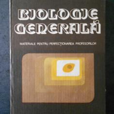 BIOLOGIE GENERALA (1983)
