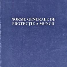 Norme generale de protectie a muncii 2002