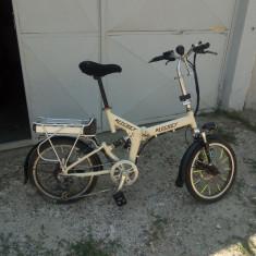 Bicicleta hibrid, 15, 9, 12