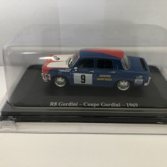 Macheta Dacia 1100  Renault R8 Gordini 19691/43