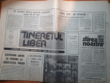 """ziarul tineretul liber 28 martie 1990-art. """"un adevarat macel"""""""