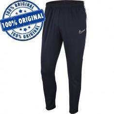 Pantaloni Nike Academy pentru copii - pantaloni originali - conici