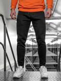 Pantaloni de trening negri Bolf JX8983