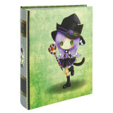 Album foto Purple Witch Daga, format 10x15, 300 fotografii, verde