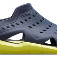 Sandale Bărbați casual Crocs Mens' Swiftwater Wave, 41.5 - 43.5, 45.5, 46.5, 48.5, Albastru