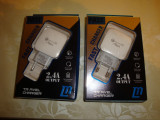 Incarcator telefon fast charger quick charge 3.0 USB 2.4A Android iOS, Universal