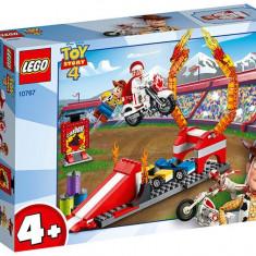 LEGO Toy Story 4 - Spectacolul de cascadorii al Ducelui Kaboom 10767