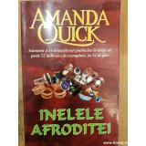 Inelele Afroditei, Amanda Quick