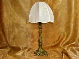 Veioza bronz dore Braoc Victorian, sec 19