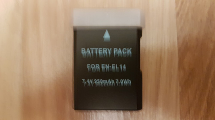 Baterie compatibila Nikon EN-EL14