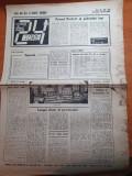 Ziarul 24 ore din 28 iulie 1990-primul prefect al judetului iasi
