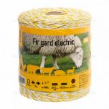 Fir gard electric - 500m - 90kg - 0,45Ω/m
